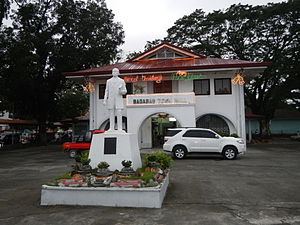Bagabag, Nueva Vizcaya - Bagabag Municipal Hall