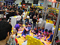 San Diego Comic-Con 2011 - kids playing in the giant pile of Lego bricks (6039244787).jpg