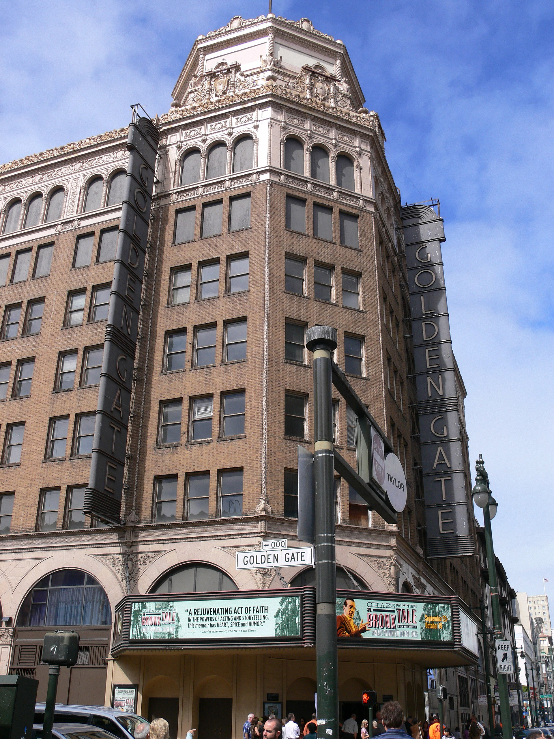 Golden Gate Theatre Wikipedia