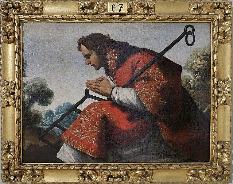 File:San Lorenzo, Francisco de Zurbarán.jpg
