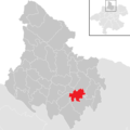 Sankt Ulrich im Mühlkreis im Bezirk RO.png