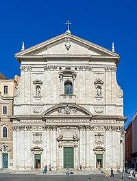 Santa Maria in Vallicella Facade a Roma.jpg