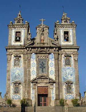Santo Ildefonso (Porto) - Church of Santo Ildefonso