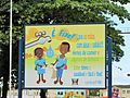 Sao Tome Hygiene Awareness Billboard (16061412688).jpg