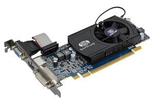 Radeon HD 5000 Series - A low-profile HD 5570 card