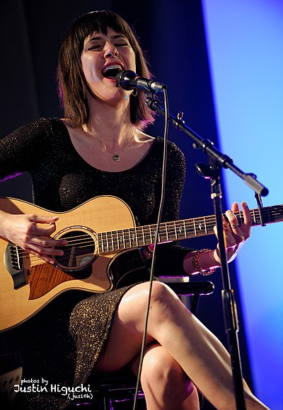 Picture of a band or musician: Sara Niemietz
