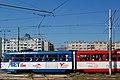 Sarajevo Tram-257 Line-3 2011-10-04.jpg