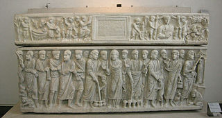 Sarcophagus of Marcus Claudianus