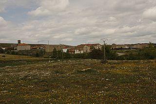 Sargentes de la Lora Municipality and town in Castile and León, Spain