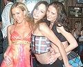 Sasha Knox, Amber Rayne, Hailey Young Porn Star Karaoke 2006-02-07 2.jpg