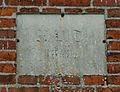 Satow ehemalige Windmühle Tafel 1849.jpg