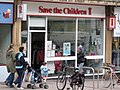Save The Children, Paris Street, Exeter. - geograph.org.uk - 1302716.jpg