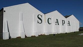 Scapa distillery - Scapa Distillery