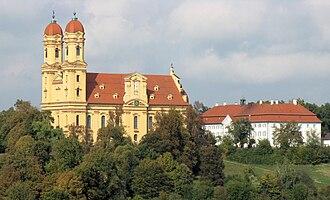 Ellwangen - Schönenberg church
