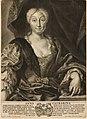 Schabkunst - Portrait der Anna Catharina Sichart von Sichartshofen - Preißler - 1742.jpg