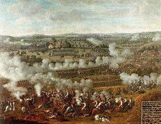 Battle of Rossbach Battle on 5 November 1757 during the Third Silesian War