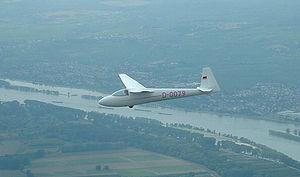 K 6 E in flight