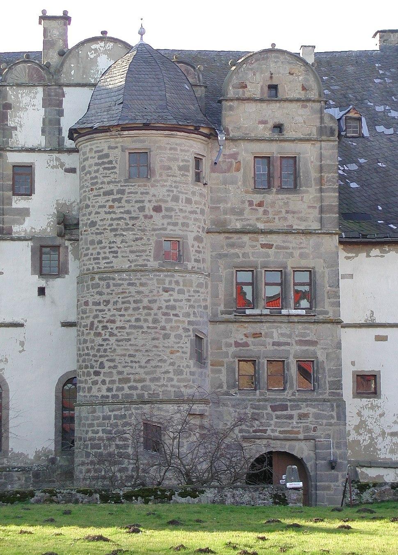 Schloss Elmarshausen