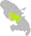 Schoelcher (Martinique) dans son Arrondissement.png