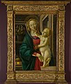 School of Sandro Botticelli - Madonna and Child, late 15th-early 16th century.jpg