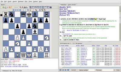 Shane's Chess Information Database - Wikipedia