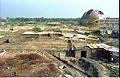 Science Park Under Construction - Science City - Calcutta 1996-01-03 183.JPG