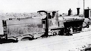 Namaqualand 0-6-2 Scotia Class
