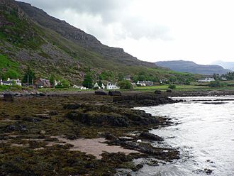 Torridon - Image: Scotland Torridon village