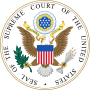 Siegel des Supreme Court