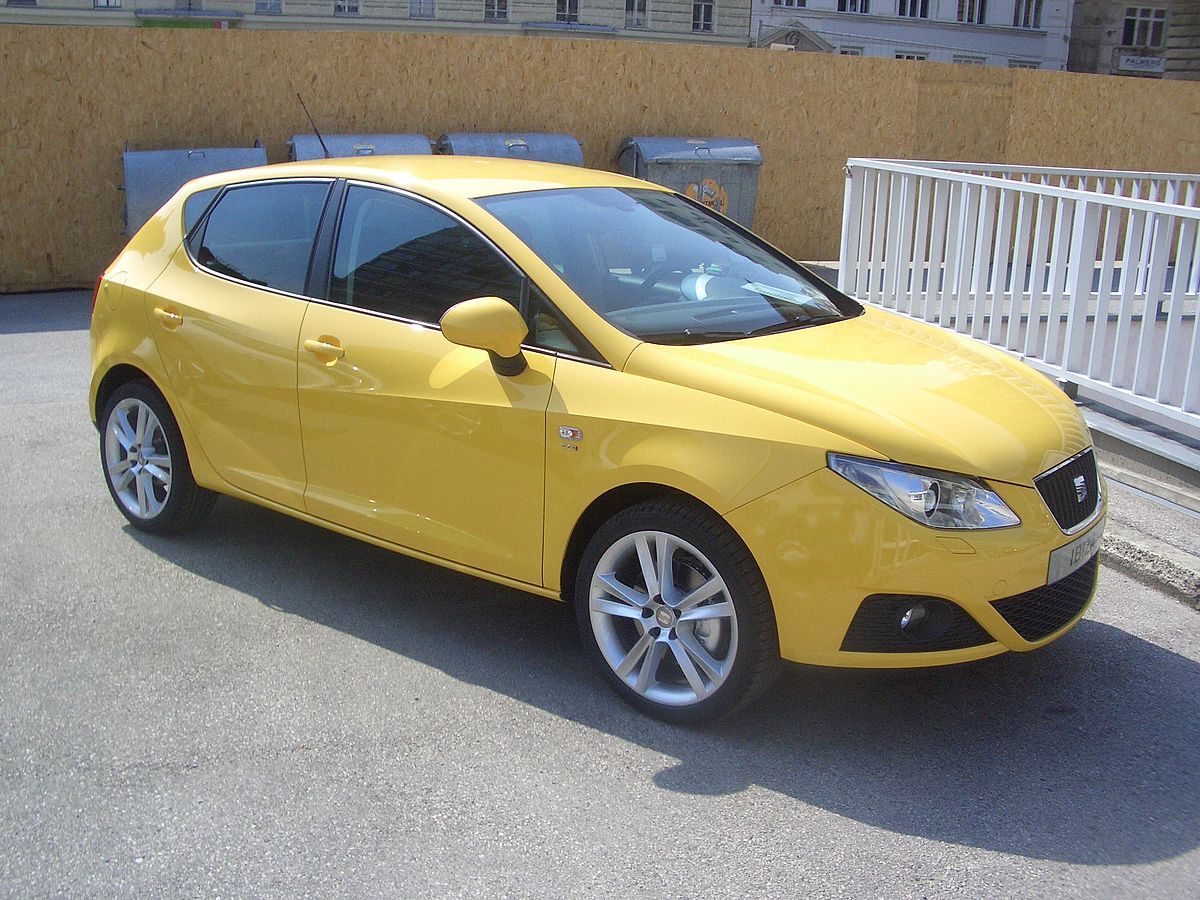 seat ibiza wikipedie. Black Bedroom Furniture Sets. Home Design Ideas