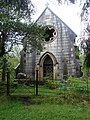 Secluded mausoleum near the B863 to the north of Loch Leven - geograph.org.uk - 443529.jpg