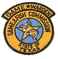 Second Texas Game Warden Patch.png