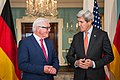 Secretary Kerry and German Foreign Minister Steinmeier Address Reporters in Washington (28347291292).jpg