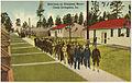 Selectees on Company Street, Camp Livingston, La..jpg