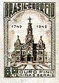 Selo comemorativo do Bicentanário da Cidade de Ouro Fino B.jpg