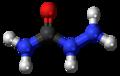 Semicarbazide 3D ball.png
