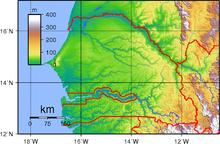 Outline of Senegal Wikipedia