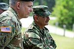 Senior Colombian army engineer visits South Carolina National Guard Best Engineer Competition 150822-Z-XH297-009.jpg