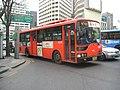 Seoul city bus red line 9701 20110327.jpg