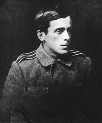 Marina Tsvetaeva - Tsvetaeva's husband Sergei Efron