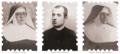 Servas de Maria do Brasil - Acervo (Madre Maria Cecília Juliana de São José, Padre Nino Minelli e Madre Maria Agostinha).png