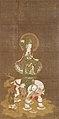 Shaka Triad Fugen (Nara National Museum).jpg