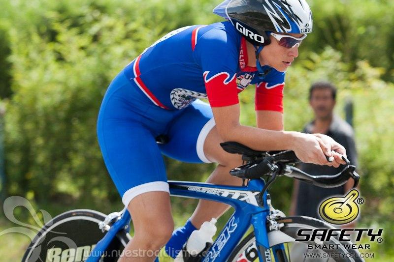Shalini Zabaneh, Cyclist, Belize