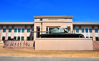 Shaw Air Force Base - United States Third Army Headquarters, Patton Hall