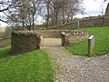 Sheep pound in dry stone wall exhibition, Shibden Park, Halifax - geograph.org.uk - 162263.jpg