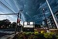 Shelf Cloud Over Mount Laurel New Jersey August 11, 2021 (51372605517).jpg