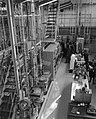 Shell-laboratorium 50 jaar te Amsterdam, dr H van Driel (directeur) tijdens ro, Bestanddeelnr 916-0869.jpg