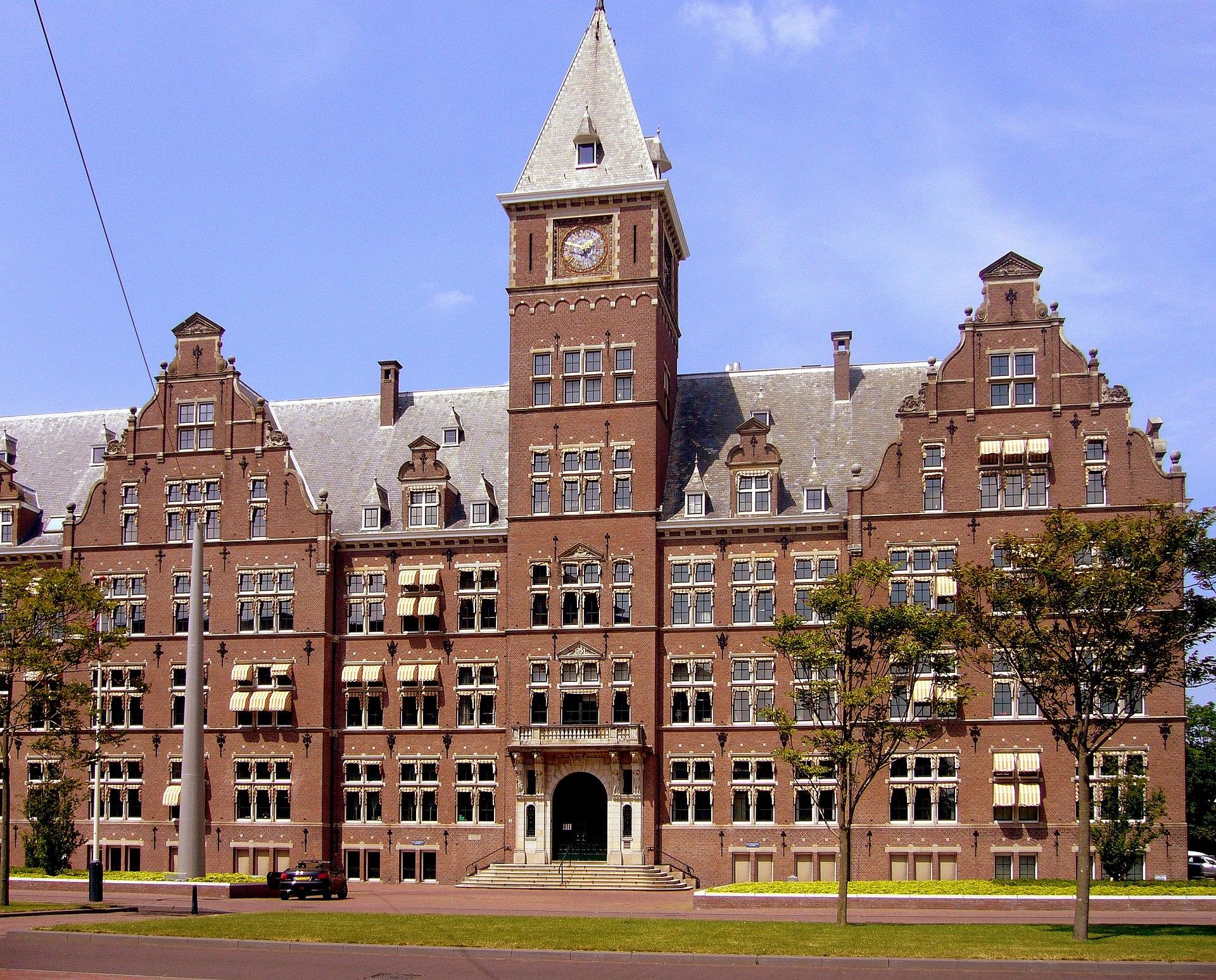 Royal Dutch Shell Headquarters
