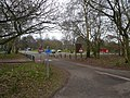 Sherwood Forest Visitor Centre - Car Park View - geograph.org.uk - 699932.jpg