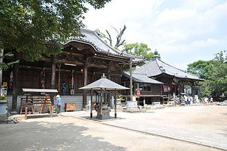 Sanuki, Kagawa - Image: Shidoji 06